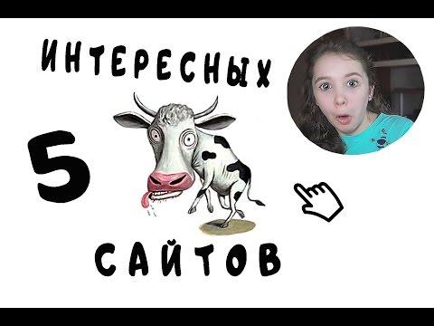 5 САМЫХ НЕОБЫЧНЫХ САЙТОВ/ РАССЛАБОН :D