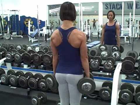 Trapezius Exercises For Men And Women