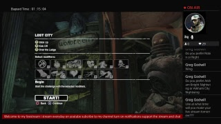 Batman Return to Arkham City Side Missions Livestream