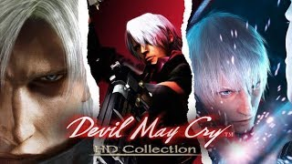 Devil May Cry HD Collection | CODEX PACK FREE PC