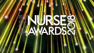 Highlights from the RCNi Nurse Awards 2018