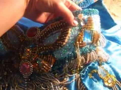 Восточный костюм детский бабочка
