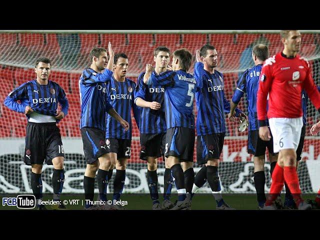 2007-2008 - UEFA-Cup - 01. 1ste Ronde - SK Brann Bergen - Club Brugge 0-1