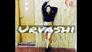 Urvashi Video| shahid kapoor|yo yo honey singh|dance choreography| shubhangi singh| JDC