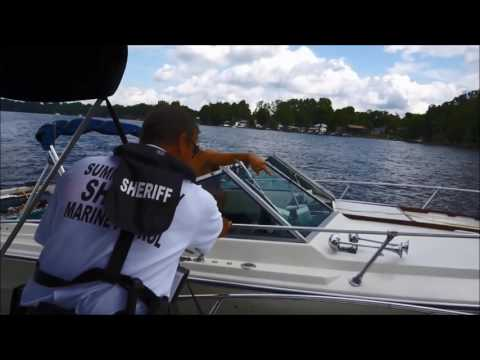 SUMMIT COUNTY SHERIFF'S 2016 MARINE PATROL