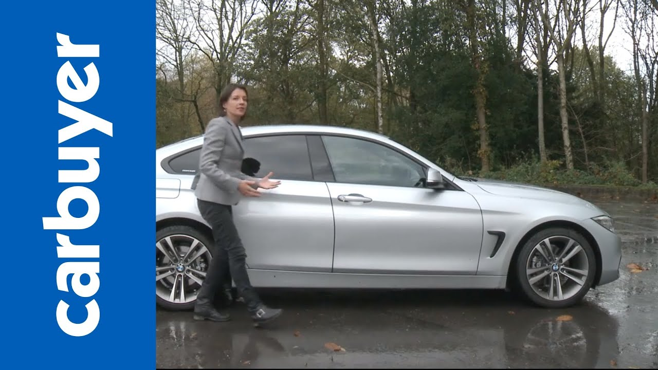 bmw 4 series gran coupe hatchback carbuyer youtube. Black Bedroom Furniture Sets. Home Design Ideas
