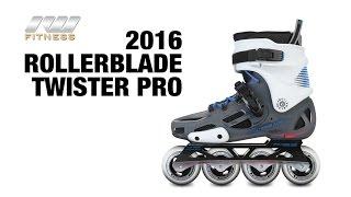 2016 Rollerblade Twister Pro Urban Inline Skate Review