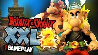 ¡VAN A REMASTERIZAR ESTE JUEGAZO! | Astérix & Obélix XXL 2. ¡así era esta joyaza! [Gameplay]