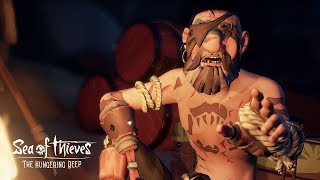 Official Sea of Thieves: The Hungering Deep Teaser Trailer