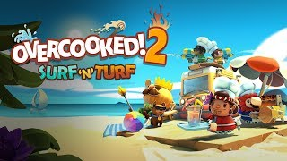 Overcooked 2 - Surf 'n' Turf z Yanginoku #8 - Nowe DLC