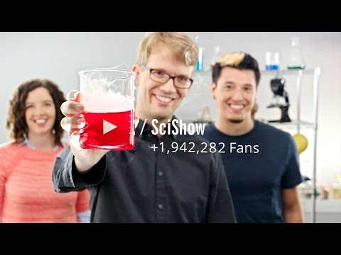 SciShow: You Make Curiosity Contagious
