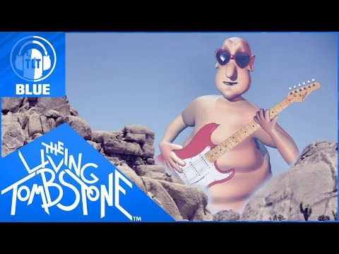 Globglogabgalab Remix Blue  The Living Tombstone
