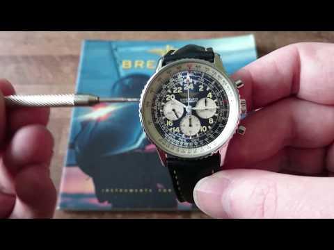 Breitling Navitimer Cosmonaute A12019 / Review / Deutsch