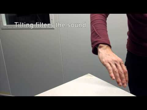 Controlling Sounds with Free Space Gestures