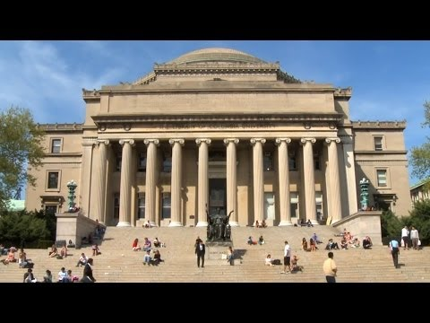 Master of Science Program in Data Science at Columbia University