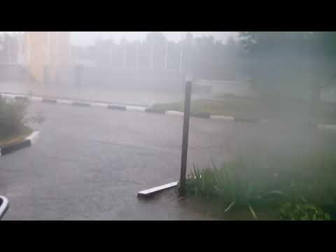 Летний дождик в Энгельсе