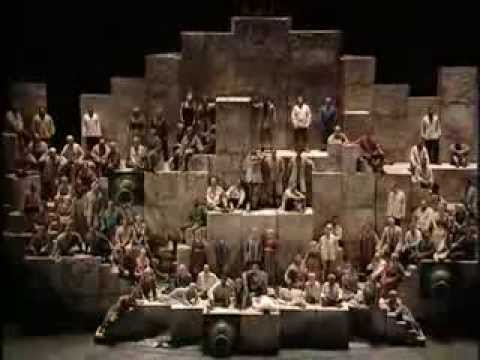 Giuseppe Verdi - Nabucco - Hebrew Slaves Chorus