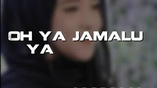 Karaoke ya jamalu Nissa sabyan by yatmi