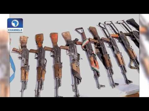 Special Report On Illegal Arms And Ammunition Trade Pt.1