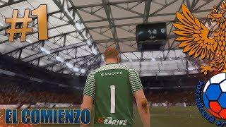 FIFA 18 - Modo Carrera Portero [Cap. #1] EL PORTERO RUSO