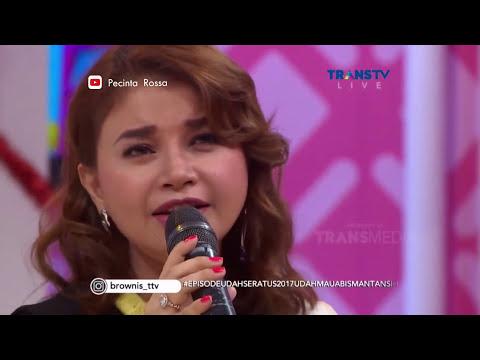 Rossa - Bulan Dikekang Malam OST. Ayat-Ayat Cinta 2 ( BROWNIS TTV 6/12/2017)