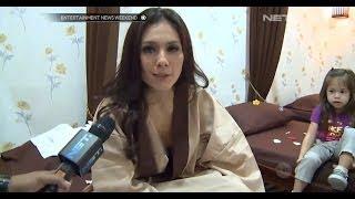 Entertainment News - Wulan Guritno melakukan treatment waxing