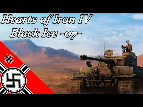 Hearts Of Iron IV Black Ice Mod Deutschland P.07 USA Angreifen