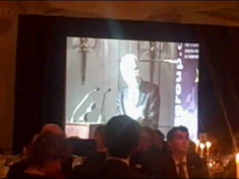 Lord Tebbit at the Bruges Group Dinner, part 1