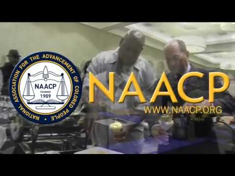 79th State NAACP Convention - Torchbearer #1