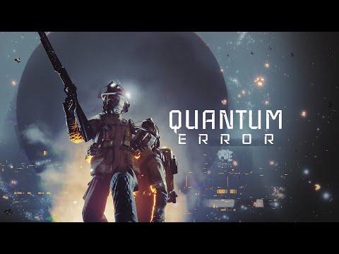 QUANTUM ERROR | Announcement Teaser | PS5, PS4