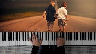 Детство. Юрий Шатунов. Кавер на пианино. видео
