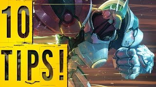 Overwatch | 10 Advanced Hero Specific Tips and Tricks You May Not Know!