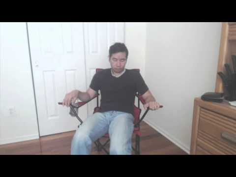 Camp Solutions Outdoor Folding Chair Review