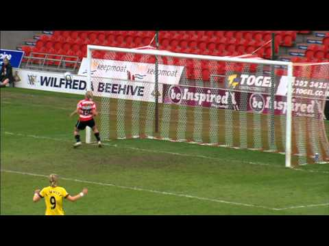 Doncaster 0-3 Arsenal | The FA WSL Official Highlights - 07-05-11