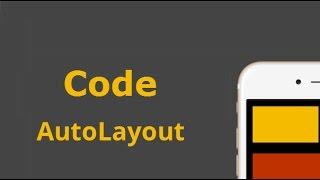 Lập trình iOS - Code Autolayout  Phần 1