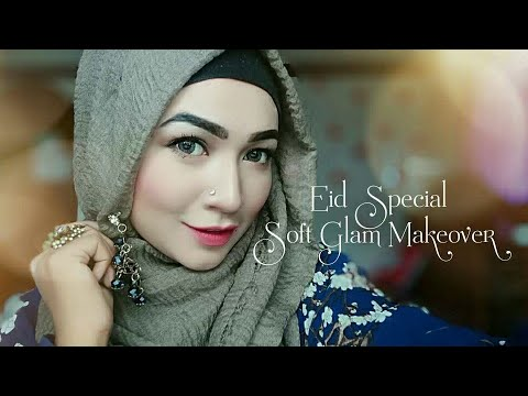 Eid Special Soft Glam Makeover Look with Pari ZaaD ❤