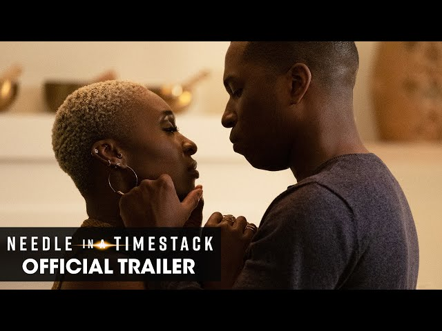 Needle in a Timestack (2021) Official Trailer - Leslie Odom Jr., Cynthia Erivo, Orlando Bloom