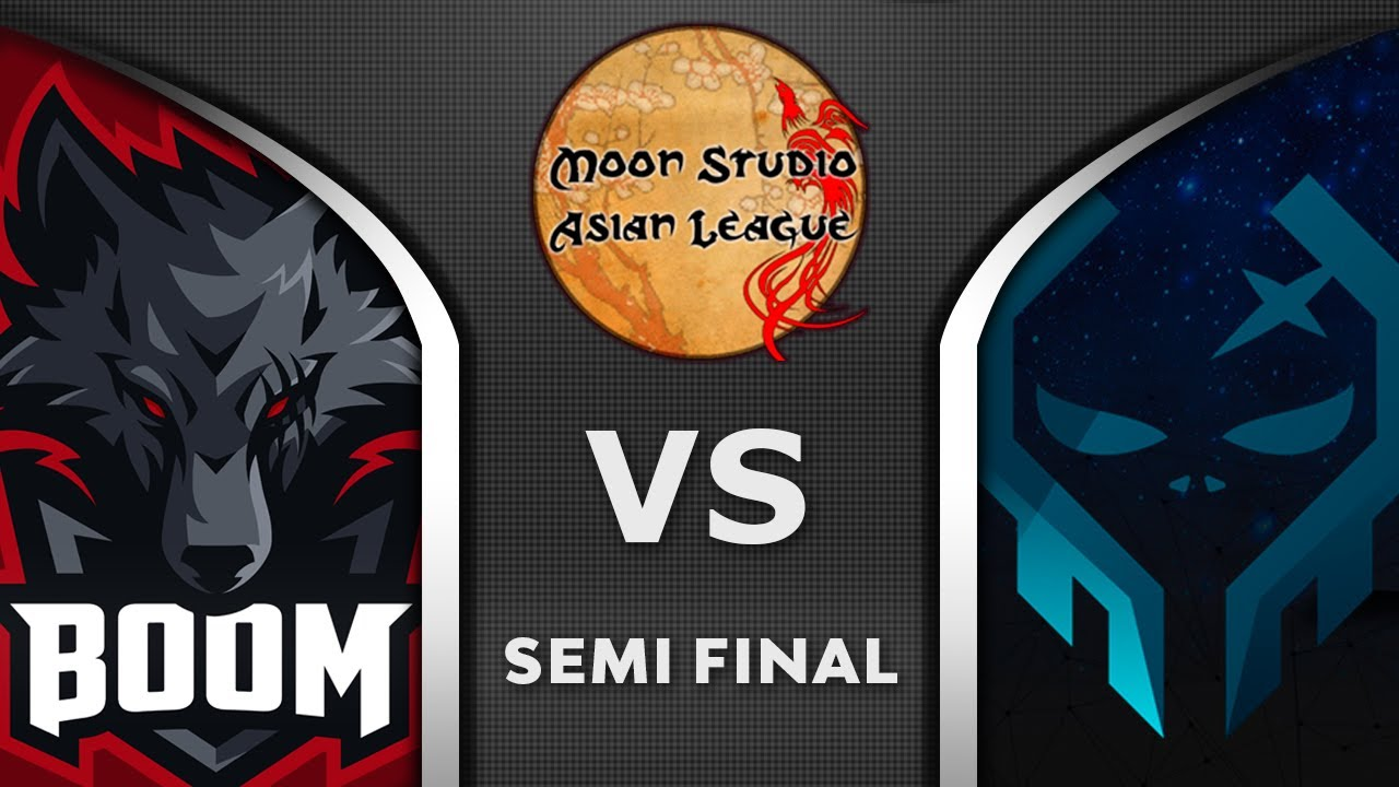 BOOM vs EXECRATION - SEMI FINAL - Moon Studio Asian League 2020 Highlights Dota 2