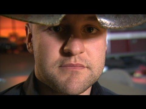 Firefighter Wears Helmet Camera Into Intense Fires