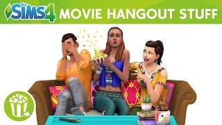 Hitler is Informed about The SIMS 4 Movie Hangout Stuff Pack