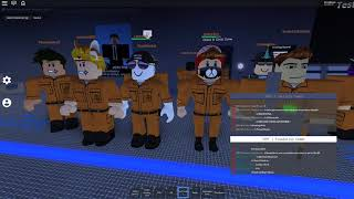Roblox SCPF SD Raid Time & Misbehaving CDs