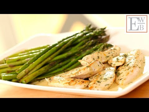 Beth's 15-Minute Chicken Dijon And Asparagus Recipe