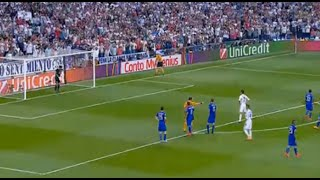 GOL DE CRISTIANO RONALDO - REAL MADRID 1 VS JUVENTUS 1 - 13/05/15 - SEMIFINAL CHAMPIONS 2015