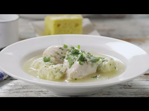How To Make Old Fashioned Chicken And Dumplings | Chicken Recipes | Allrecipes.com