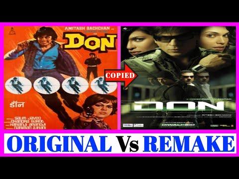 Download Don (1978) Vs Don (2006)    Original Vs Remake    Stardust Movies List