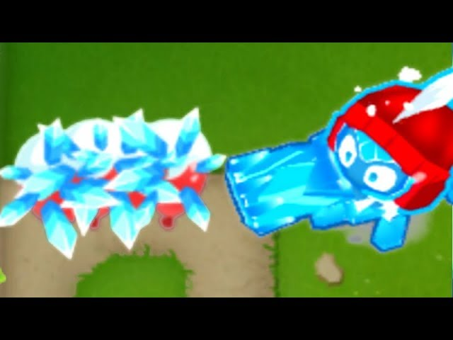 Bloons TD 6 - How Good Is This Icicles Upgrade Exactly?