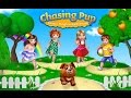 Chasing Pup  Emma's Playground Android İos Tabtale Free Game GAMEPLAY VİDEO
