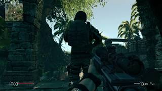 Sniper: Ghost Warrior Part 1 Full HD 60 fps