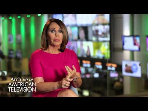 Maria Elena Salinas discusses diversity on television- EMMYTVLEGENDS.ORG