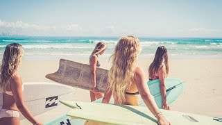 Billabong x John Frieda: Sun, Surf, Sand, Soul